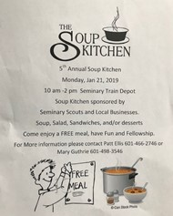 5th Annual Soup Kitchen