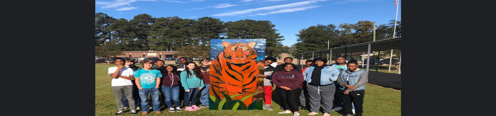 Mrs. Moye's 1st and 2nd Block Art Classes Art Project 2019