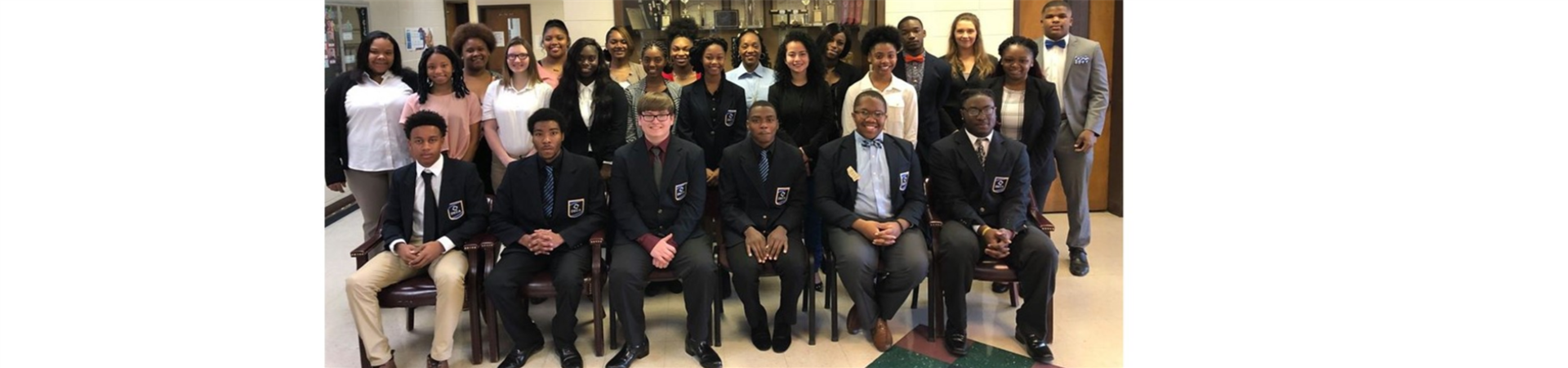 Covington County School CTE DECA Organization 2019-2020