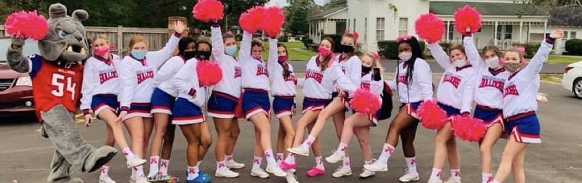 SHS Cheerleaders