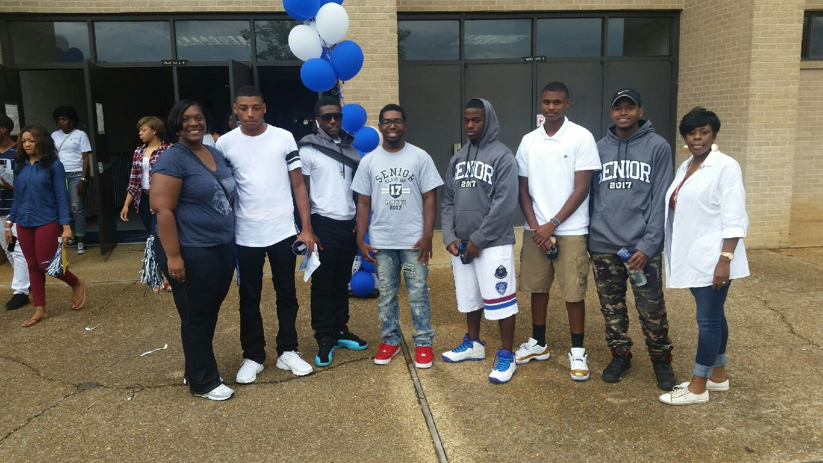 Mt.Olive High @ Jackson State University High School Day