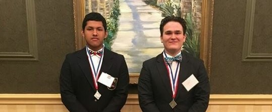 DECA Conference Winners from Covington County Vocational Center